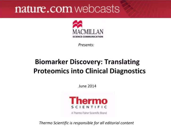 Proteomics Research Information | Thermo Fisher Scientific - US