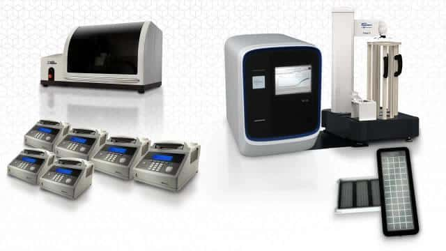 Quantstudio 12k Flex Real Time Pcr System Thermo Fisher