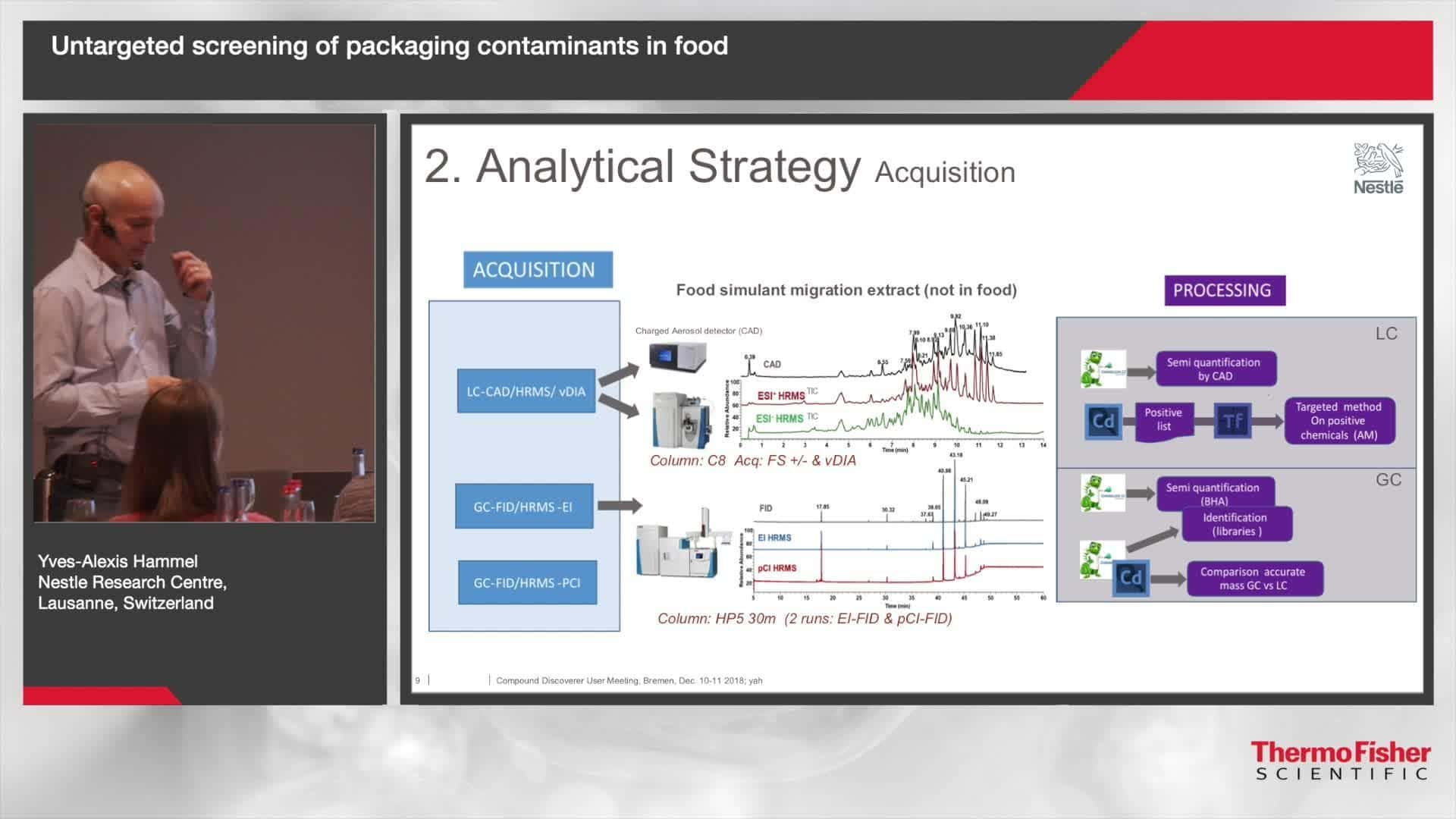 Compound Discoverer Software | Thermo Fisher Scientific - AU