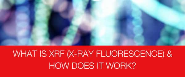 What is XRF and how does it work?