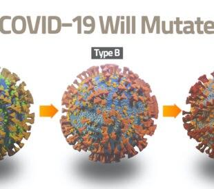 SARS-CoV-2 mutations