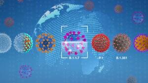 TaqMan Mutation Panel - detect SARS-CoV-2 mutations and variants