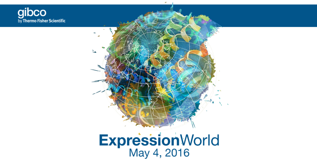 Expression World-Logo
