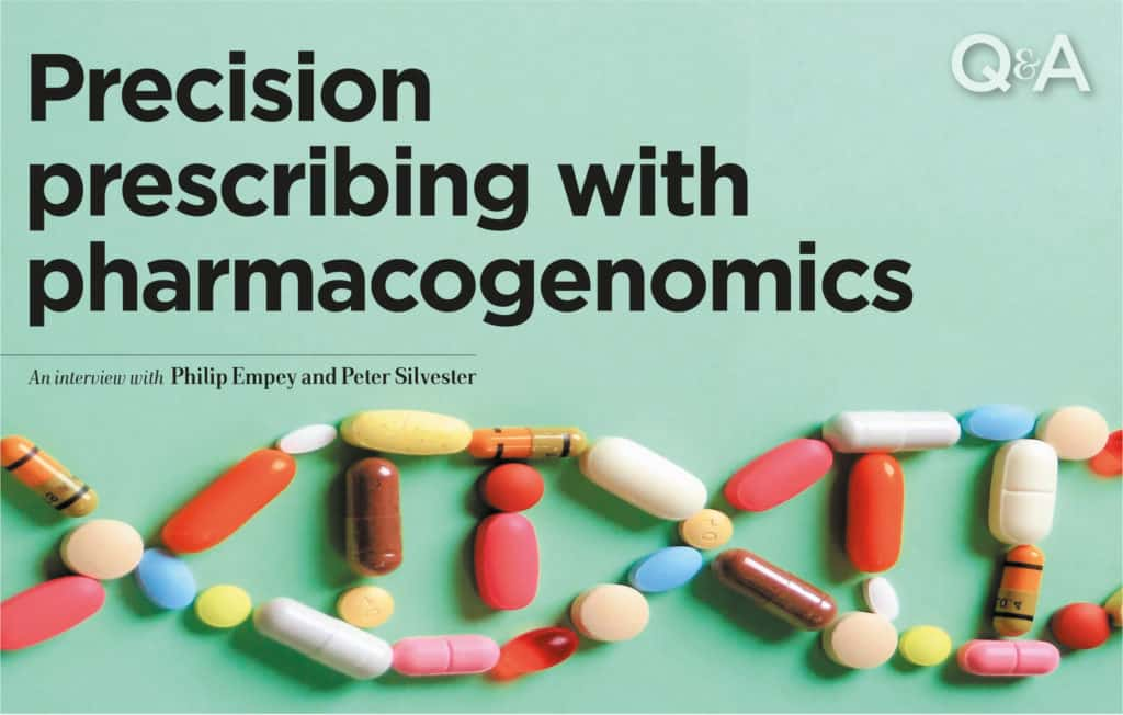 Precision Prescribing with Pharmacogenomics