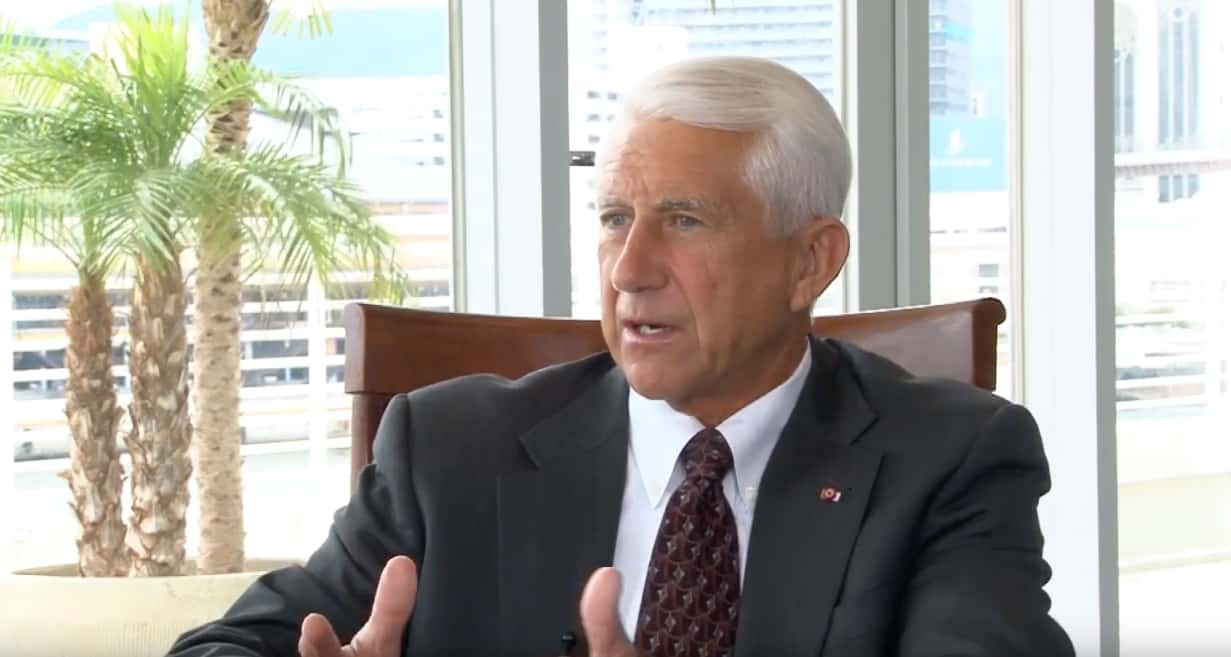 Dave Reichert, the detective who caught the Green River Killer