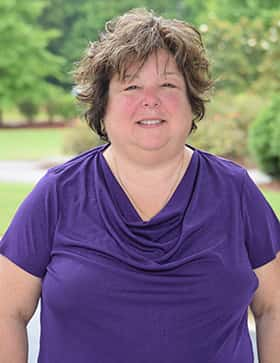Barb DuPont of Greenwood Genetic Center uses the Cytoscan DX