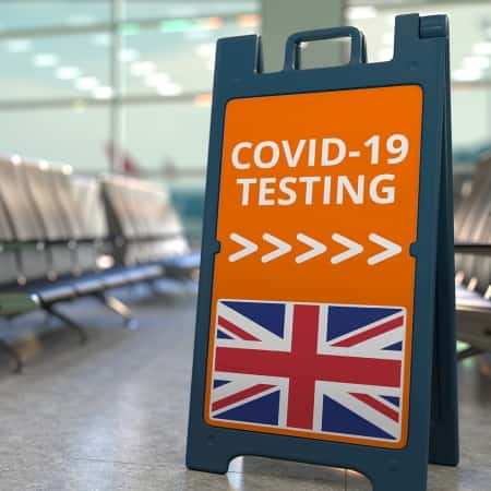 Rapid SARS-CoV-2 Surveillance In UK Traveler Screening Program