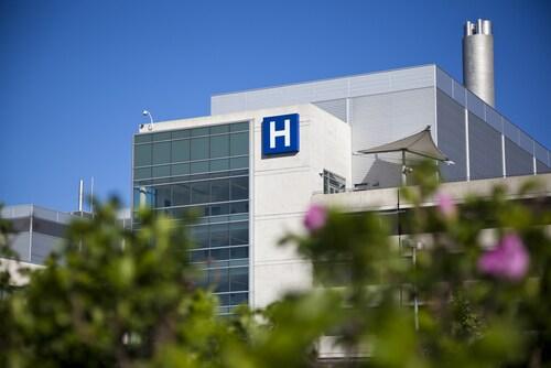 Hospital building. Image: Steve Design/Shutterstock.com
