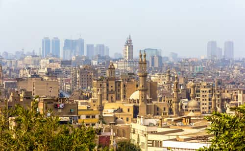 View of Cairo. Image: Leonid Andronov/Shutterstock.com