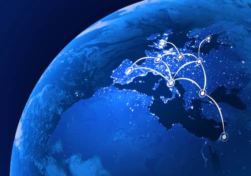 European connections. Image: Mopic/Shutterstock.com.