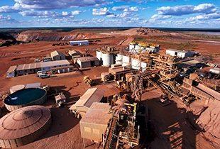 Minería representative grid image