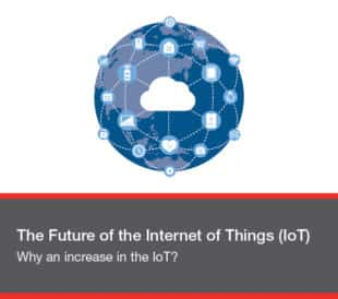 Why is there an increase in IoT?