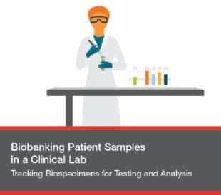 Tracking Biospecimens for Testing and Analysis