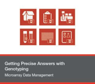 Microarray Data Management