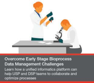 Learn how a unified informatics platform can help USP and DSP teams to collaborate and optimize processes