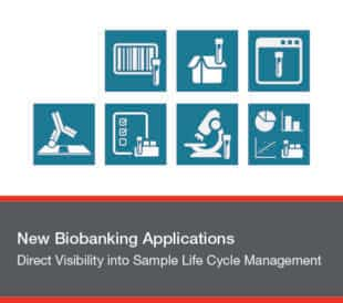 Direct Visibility into Sample Life Cycle Management