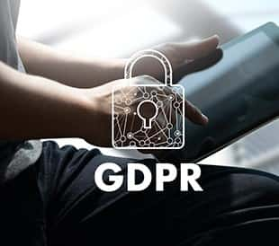 Keeping data secure in accordance with GDPR