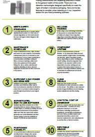 Infographic: Ten Tips - Food X-Ray Systems