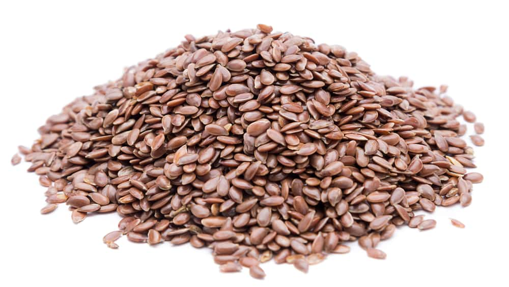 Flax lignan