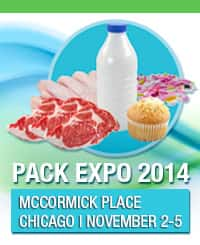 Booth #S-2514 - Pack Expo