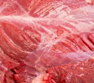 Using Metal Detection Technology for Inspection of Beef and Pork Slabs