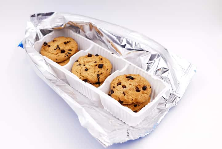 Shipping Packages of Cookies without a Crumb of Contaminants
