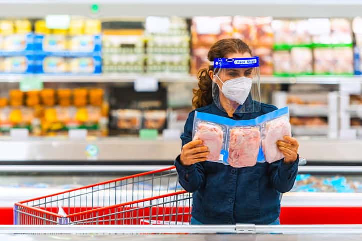 How Food Processors Can Keep Frozen Products Safe During a Global Pandemic