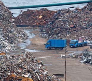 Recycling Facility Uses Handheld Analyzers to Identify Asbestos Threats in the Waste Stream