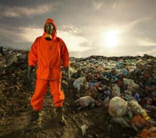 Three Reasons Landfills Can be Viewed as Piles of Threats: Asbestos, Lead, and Radiation