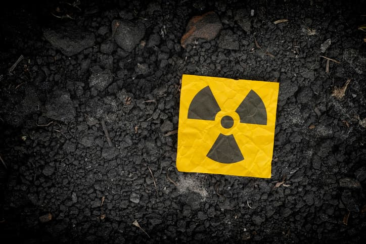 High Levels of Radiation Found at Indonesia Housing Complex