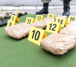 Narcotics Identification at the Borders