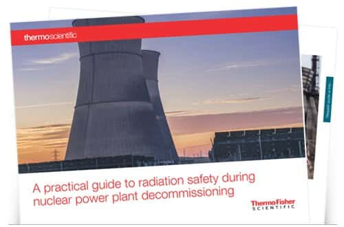 Decommissioning radiation power plant ebook