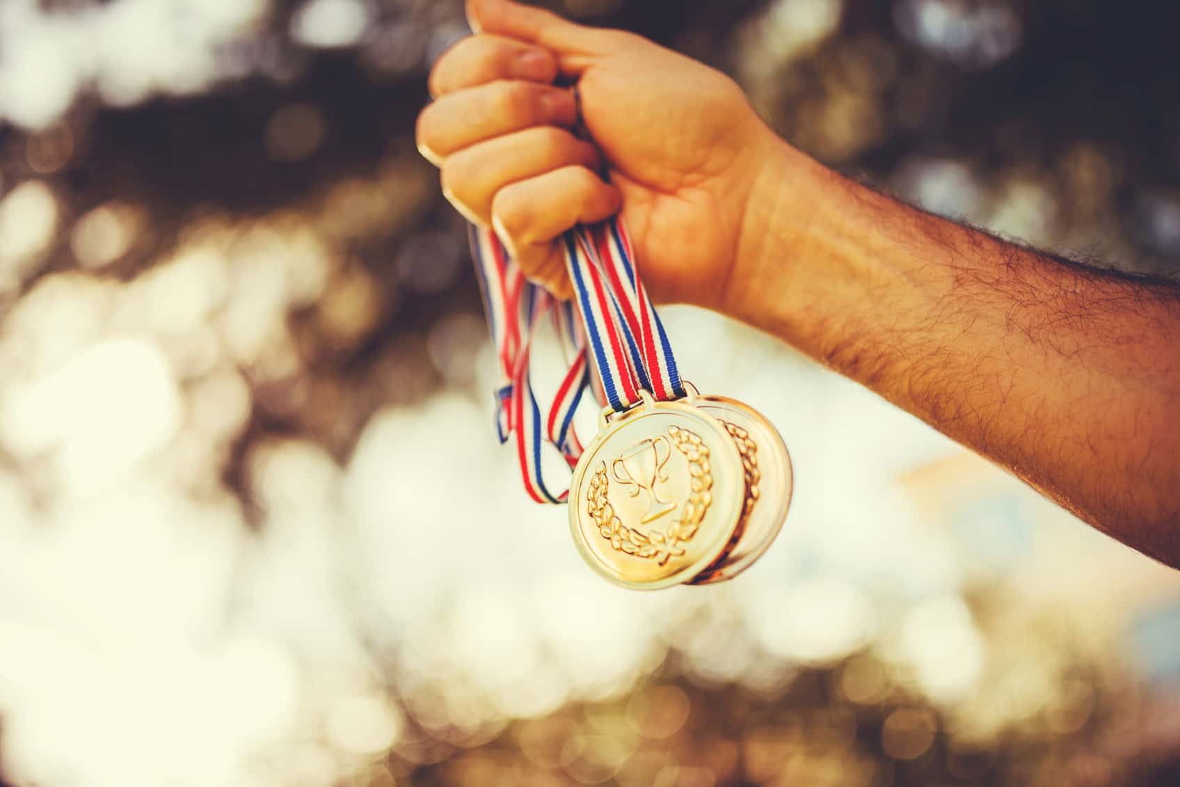 That Gold Medal is Great, but How About Those Ribbons ...