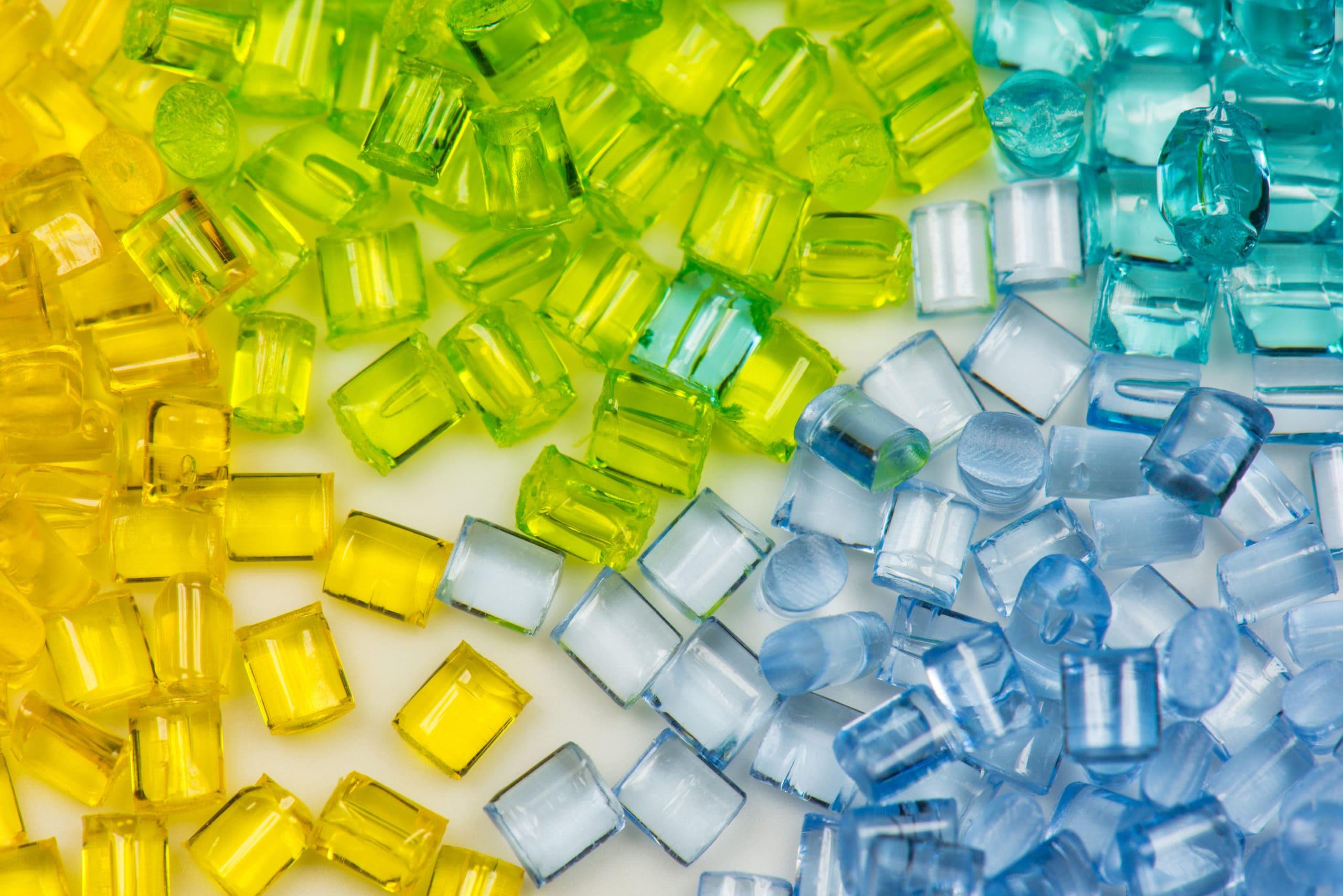 Polymer Pellets
