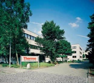 Karlsruhe, Germany Thermo Fisher Site