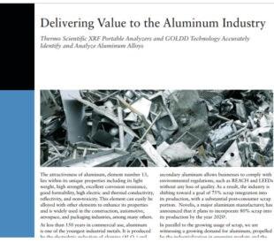 Aluminum Application Note