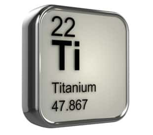 New Applications for Titanium with 3D Printing
