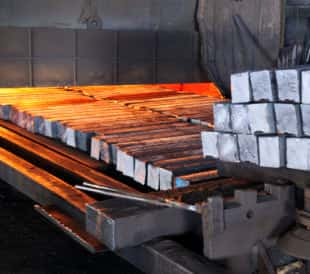 Raw Materials Quality Control for Steel Manufacturing
