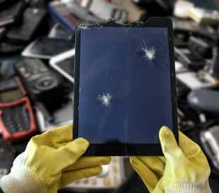 The State of eWaste Recycling
