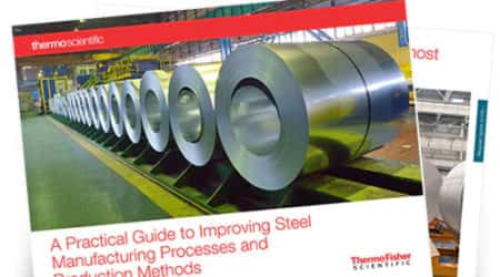 Download free ebook for steel manufacturing