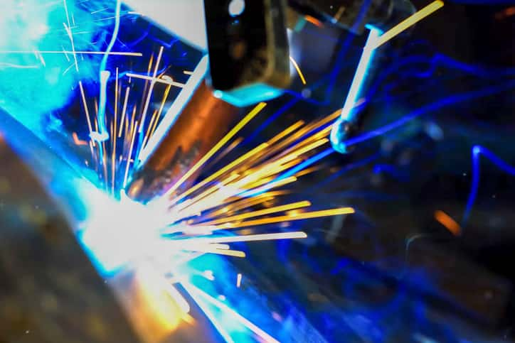 Analysis of Carbon Equivalents in Welded Steel Components with LIBS