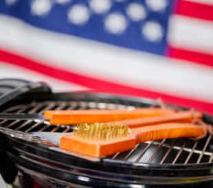 Enjoy Your July 4th Holiday and the Metals Helping You BBQ!