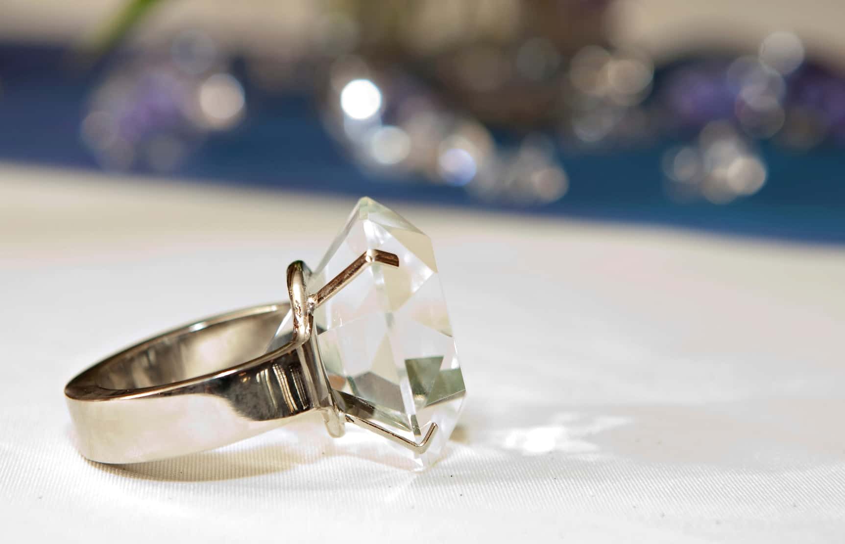 Are Diamonds Getting Bigger?
