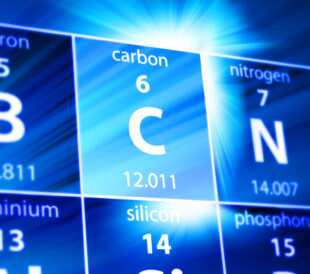 Light elements of the periodic table