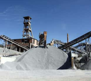 Mining Minerals for Cement, or for Concrete?