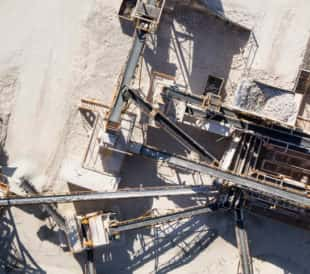 mineral processing conveyors