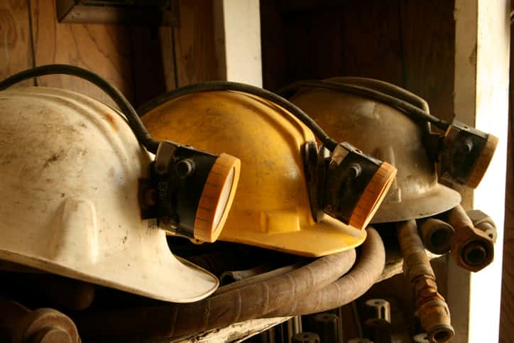 Celebrating Miners on Labor Day