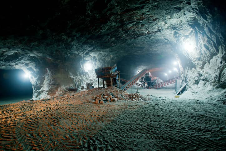 Using Portable XRF Analysis for Ore Grade Control in Mining