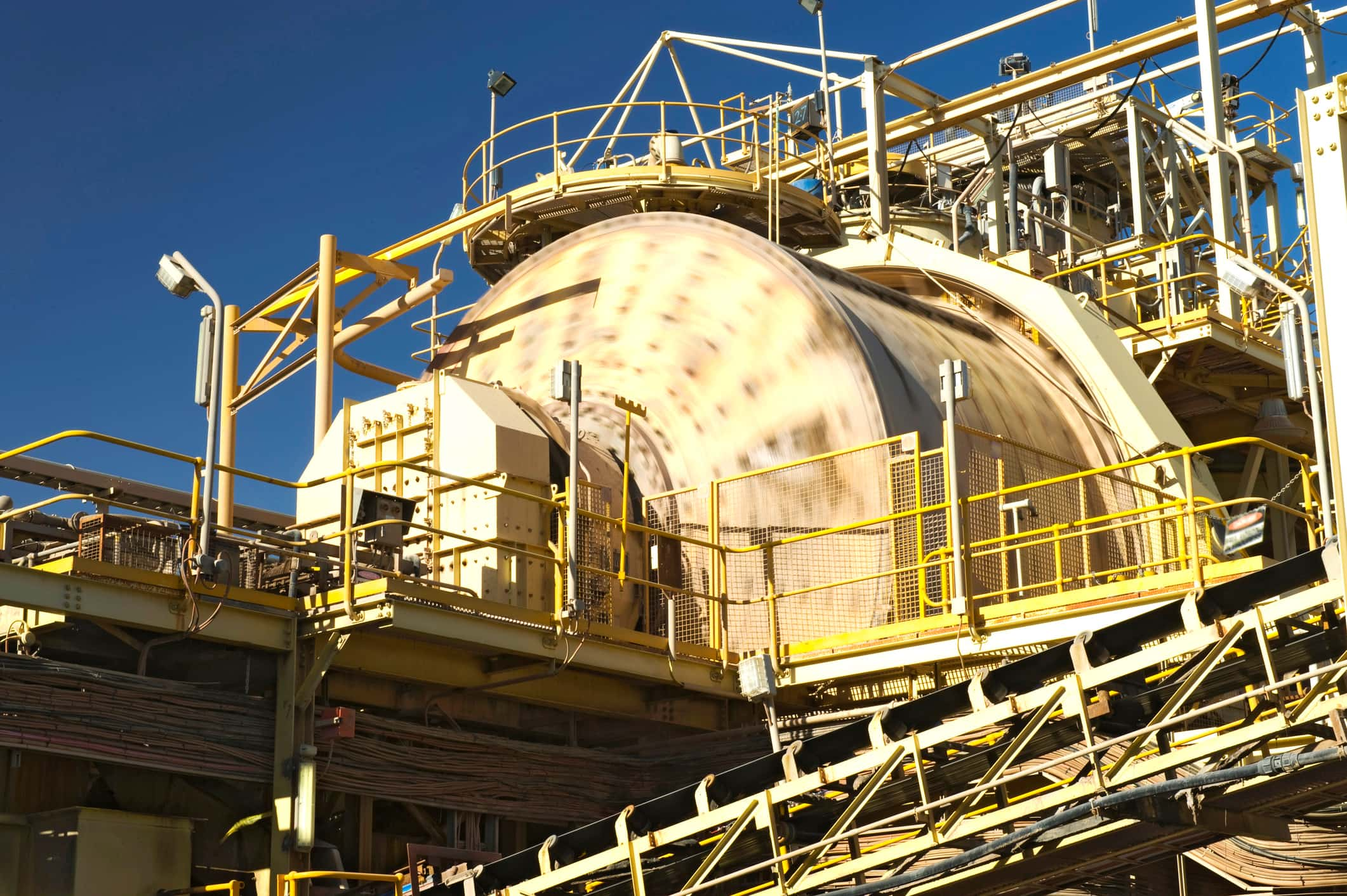 Ore Processing Challenges in Gold Operation Grinding Circuits