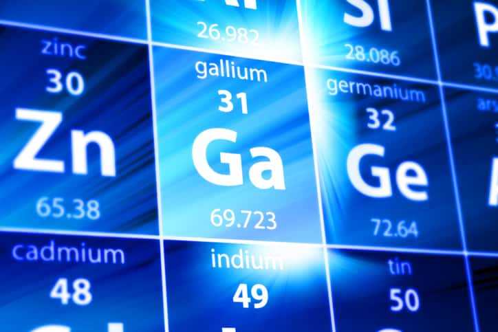 Gallium Has Become Critical